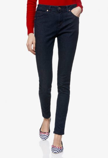 Benetton_Push Up Jeans im Skinny Fit