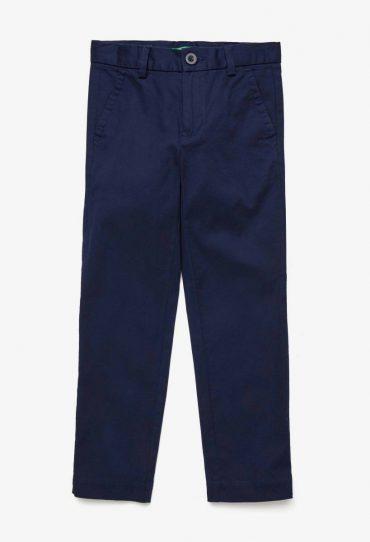 UCB-Bambino Slim-Fit-Hose mit Taschen dunkelblau