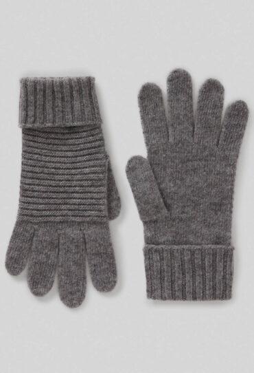 Handschuhe aus einer Wollmischung