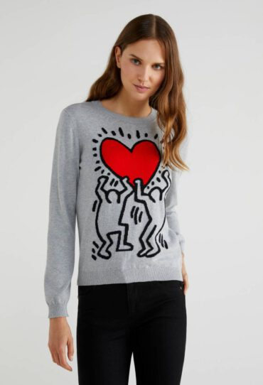 Pullover Keith Haring