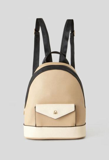 Rucksack mit Tasche