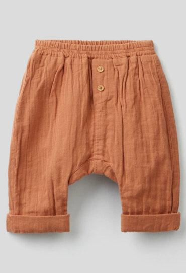 Hose aus reiner Baumwolle